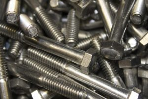 Stainless steel fasteners - bolts